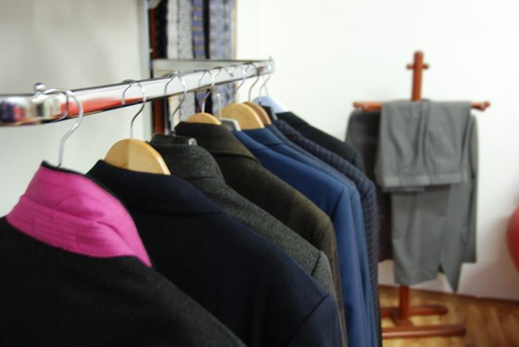 Obleky na míru Suit & Me