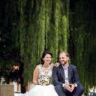 Svatební oblek peak klopy