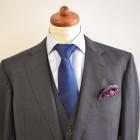 Elegantní business oblek na míru