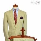 Lněný oblek