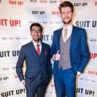 Naše obleky na míru na SuitUp Party