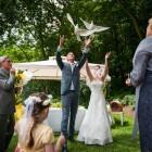 Svatební oblek pro našeho věrného zákazníka