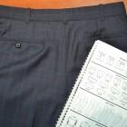 Vlněné kalhoty na míru